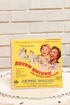 vintage-45-album-seven-brides-for-seven brothers