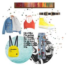Vintage by ecenurdonmezz on Polyvore featuring polyvore fashion style Boohoo Gucci Qupid UNIF B-Low the Belt vintage clothing