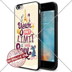 New Apple iPhone 6 and 6S Case Ratatouille Inspire Quotes Cell Phone Case Shock-Absorbing TPU Cases Durable Bumper Cover Frame Black Lucky_case26 http://www.amazon.com/dp/B018KOQ95C/ref=cm_sw_r_pi_dp_WVLxwb0D6T6H2