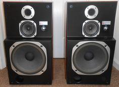 MCS/Technics Phase Linear Speakers