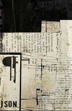 « collage en paragraphes »