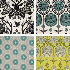 Joel Dewberry - Birch Farm fabric collection | buy in-store and online from Ray Stitch
