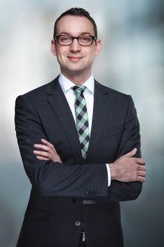 Business Portrait in Köln - Fotostudio