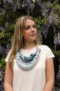 Stephanie Ellen: Stephanie Ellen News… The Secret Garden Collection Textile Design, Turquoise Necklace, News, Garden, Collection, Garten, Lawn And Garden, Gardens, Gardening