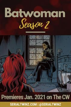 Missing Batwoman? We do too, that's why we wrote a blog post about everything we know about the upcoming Batwoman Season 2 which should premiere on The CW on January 2021. So click the pin to read all about Batwoman Season 2 now starring the talented Javicia Leslie: news, cast, plot, spoilers, S1 Recap, trailer, promo, and more   #Batwoman #TVSeries #BatwomanS2 #TheCW Dc Comics Tv Series, Marvel Series, The Cw Tv Shows, Dougray Scott, Superhero Tv Shows, Universe Tv, Black Siren, Ally Mcbeal, White Canary