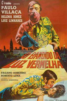 O Bandido da Luz Vermelha (1968), filme de Rogério Sganzerla. Veja também…