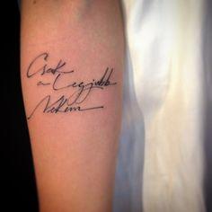 """""""Apenas o melhor pra mim """" obrigado a todos que seguem curtem comentam ! !! #lettering #letteringtattoo #tatuagem #TattooYou #marioart #mariotattoo #marioarttattoo #mariotattooyou @tattooyoubrasil"""