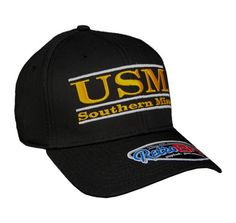 So Mississippi Large Retro Color Bar Hat