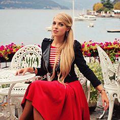 .@Eleonora Sperber Sperber Sebastiani | Hello October! | Webstagram