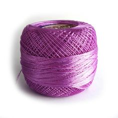 Lilac Polyester thread . Tatting, Lilac, Amethyst, Trending Outfits, Unique Jewelry, Handmade Gifts, Etsy, Vintage, Kid Craft Gifts