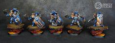 Horus Heresy Ultramarines Invictarii