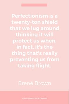 """The Best Brené Brown Quotes 