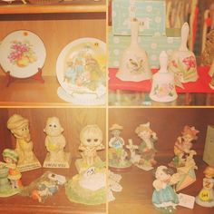 Our Mystery Monday sale today is a 50% discount on most decorative figurines! Find the perfect thing to finish your fireplace mantle or entryway table or start saving for holiday gifts. As with all our inventory we have quite a variety - but only one of each so come by early to snag your favorite! No other discounts apply.     #buylocal #shoplocal #thriftstore #thriftshop #hopewellva #petersburgva #colonialheights #chesterfield #rva #804 #shopping #womensclothes #charityshop #whybuynew…