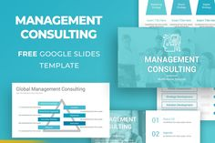 Management Consulting Free Google Slides Template Free Powerpoint Presentations, Powerpoint Template Free, Powerpoint Presentation Templates, Keynote Template, Photo Report, Digital Strategy, Bar Chart, Management, Marketing