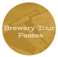 Brewery Tour Passes (for Gift Giving! Toronto Life, Brew Pub, Tour Operator, Brewing Company, Ottawa, Weekend Getaways, Craft Beer, Brewery, Tours