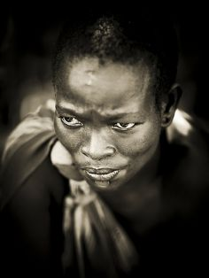 Bodi woman - Ethiopia | Flickr - Photo Sharing!
