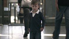 Stop smoking ad: How would you feel if your child lost you for life? by Sean Meehan.
