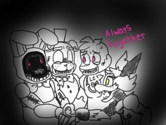 Always Together by TairusuKU on deviantART