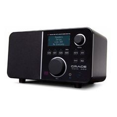 Grace Digital Wi-Fi Internet Radio featuring Pandora, NPR On-Demand, SiriusXM Internet Radio, and iHeartRadio | Winning Price: $2.35 | Auction Winner HomeOfficeProfits SAVED 96%! It could have been yours for $2.36!