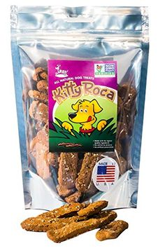 4Legz Kitty Roca All Natural Dog Treats 8 Ounce -- This is an Amazon Affiliate link. Read more reviews of the product by visiting the link on the image.