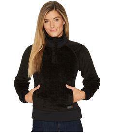 Mountain Hardwear Monkey Woman Pullover In Black 1 Mountain Hardwear, Kangaroo Pouch, Turtle Neck, Pullover, Monkey, Sweatshirts, Long Sleeve, Sleeves, Sweaters