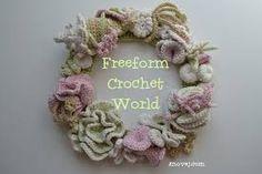 Image result for images for crochet freeform patterns free