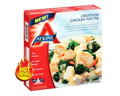 Winn Dixie Deal Alert - Atkins Frozen Entrees ALA Free after BOGO sale & printable coupons. Valid Wed, 9/6 through Tues, 9/12! #coupon #deals #grocery #stores