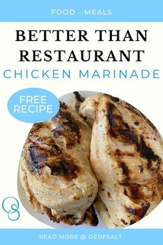 Looking for an easy home-cooked chicken recipe? Try this delicious chicken marinade! Your family will love this flavorful chicken dish that is better than restaurant chicken! The chicken marinade uses ingredients you likely have already at home. #chickenrecipe #foodrecipe #homemaderecipe #easyfoodrecipe #chickenmarinade Cooked Chicken, Chicken Flavors, Yum Yum Chicken, How To Cook Chicken, Chicken Recipes, Easy One Pot Meals, Chicken Marinades, Boneless Chicken Breast