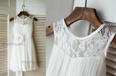 Hey, I found this really awesome Etsy listing at https://www.etsy.com/listing/207476955/lace-chiffon-flower-girl-dress-flower