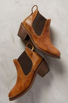 Andina Booties #anthrofav #greigedesign