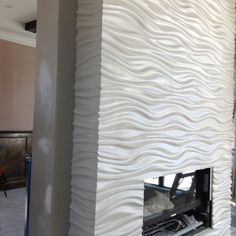 3d Wall panels design trend beautiful