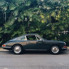 A sweet little Porsche