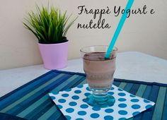 Frappè Yogurt e Nutella