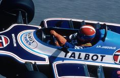 Jean-Pierre Jabouille, Matra Ligier JS17 Monte Carlo, 31st May 1981. Jabouille didnt make the grid for the 1981 Monaco GP. Possibly because he was not fully fit after badly breaking a leg when he crashed in Canadian 8 months earlier. He retired from From F1 after the very next race.