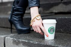 boots-bracelet-coffee-delicious-fashion-Favim.com-350785.jpg (500×334)