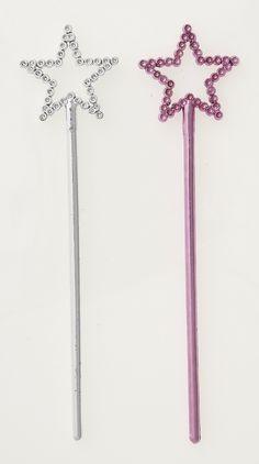 Amazon.com: Mini Fairy Princess Wand Party Favors, 8ct: Kitchen & Dining