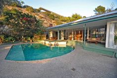 Trousdale Mid-Century Estate+Pool! - Get $25 credit with Airbnb if you sign up with this link http://www.airbnb.com/c/groberts22