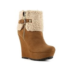 DSW G by GUESS Paso Wedge Bootie
