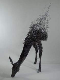 Animal Sculptures by Tomohiro Inaba7