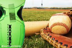 Is it baseball season already? #hydrate #mineralrichalkalinewater #Xooma
