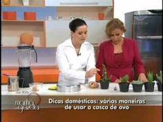 ▶ DICAS COM A CASCA DO OVO - YouTube