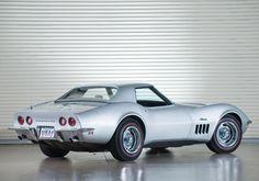 1969 Chevrolet Corvette C3 Stingray L71427 Convertible