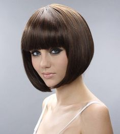 Black Friday Whatabeautifullife - Short Brown Black Mix Bob Natural As Real Hair Wig wig Cap from L-email