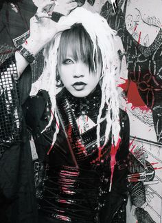 Little Ruki-san! >ω< (Lead Vocals from, the GazettE)