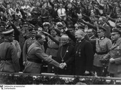 Hitler and the vatican