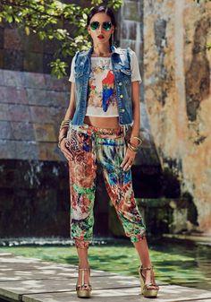 ¡Encuentra tu look y llénate de pasión por la moda de nuestra nueva colección! Brasil 2014. Te esperamos Costa rica Escazu