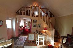 irish cottage loft - Google Search