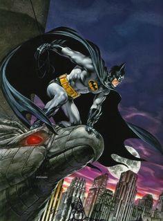 Batman by Dave Dorman