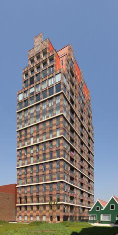 Zaanstad – Architectuur fotograaf Dirk Verwoerd voor architectuur en interieur fotografie. Werkt door heel Nederland