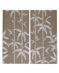 Sanctuary by Kelly Hoppen - Canvas - Set of 2 - 60 x at Homebase -- Be inspired and make your house a home. Buy now. Modern Retro, All Modern, Kelly Hoppen Wallpaper, B&q Wallpaper, Off White Walls, Canvas Art, Canvas Prints, Wall Art Designs, Wood Crafts